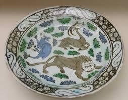 Ottoman Pottery File Animal Decorated Ottoman Pottery P1000582 Jpg Wikimedia Commons