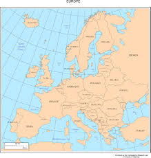 Map Of Eastern European Countries Maps Of Europe