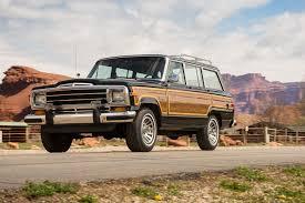 jeep pickup 90s jeep grand cherokee motor trend u0027s 1993 truck of the year motor