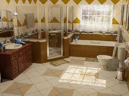 Floor Ideas On A Budget by Bathroom Remodel Ideas On A Budget Mosaic Ceramic Tiles Bathtub