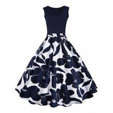vintage pin up dress cheap casual style online free shipping at