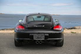 porsche cayman black porsche cayman s pdk black on black in victoria bc silver arrow cars