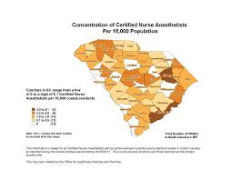 County Map Of South Carolina Demographic Data Nurse Anesthetist College Of Nursing