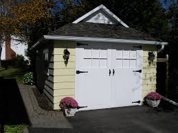craftsman style garages craftsman style garage doors shed craftsman with container plants