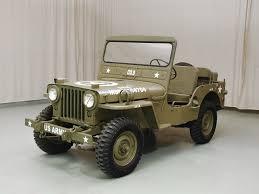 jeep classic 1950 willys m38 jeep hyman ltd classic cars