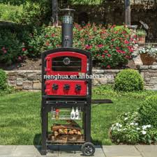 factory supply outdoor wood fired pizza oven with bsci buy