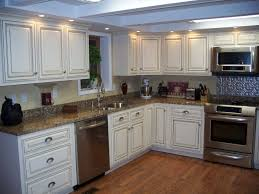 Used Kitchen Cabinets Calgary by Kitchen Cabinet White Cabinets Hickory Floors Cabinet Pulls Or
