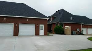 Detached Garage Pictures by 3 Car Detached Garage Pool House Clarksville Quality Homes