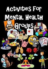 best 25 mental health activities ideas on mental