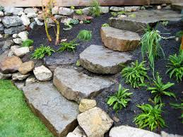 Rock Garden Steps by Stone Stairs I U0027m Your Huckleberry Fasoldt Gardens