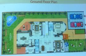 house plan spanish villa floor interesting downloads for dubai