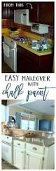 Annie Sloan Kitchen Cabinet Makeover Annie Sloan Chalk Paint U0026 Waxed Kitchen Cabinets 6 Month Review