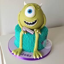 monsters inc birthday cake monsters inc 1st birthday cake isabelle bambridge flickr