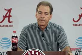 Nick Saban Memes - no nick saban didn t say only conference chs can make playoff