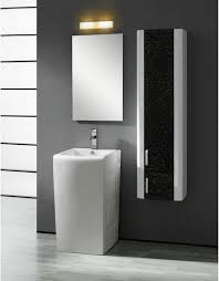 Small Pedestal Bathroom Sinks Modern Bathroom Sink Allow The Bathroom Of Contemporary Appearance