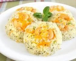 cuisiner des courgettes light flan de semoule light aux râpés de courgette et carotte recette