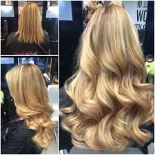glue in extensions human hair easilocks tips the most talked about hair extension