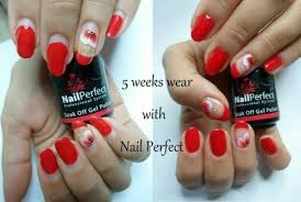 nail perfect soak off gel polish hybrid manicure