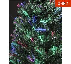 buy 4ft fibre optic tree black at argos co uk your