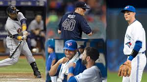 blue jays vs royals benches clear after hit by pitch si com