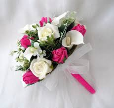 artificial wedding bouquets silk wedding flowers special order for artificial