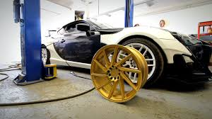 cool golden cars gold wheels vinyl wrapping p 1 youtube