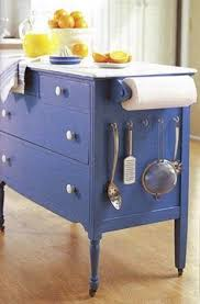 dresser kitchen island turn an dresser into useful kitchen island great diy ideas