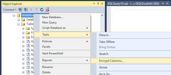 sql 2016 temporal table sql server 2016 double or nothing always encrypted with temporal