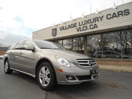mercedes toronto 2007 mercedes r500 4matic in review luxury cars