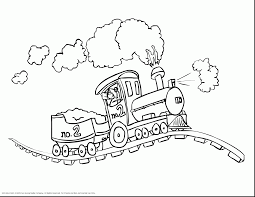 marvelous train coloring pages with transportation coloring pages