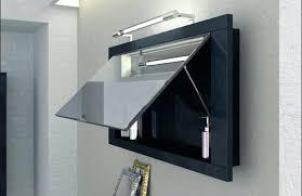 farbe fã rs badezimmer spiegel beleuchtet bad spiegel beleuchtet fa 1 4 rs bad m05l2v