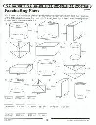 surface area prisms and cylinders worksheet worksheets