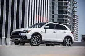 mitsubishi evolution 2018 updated 2018 mitsubishi outlander sport revealed mitsubishi