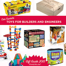 kids gift guide toys for engineering and building tinkerlab
