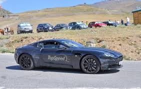 aston martin officially launched in 2017 aston martin db11 review top speed