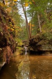 The Devils Bathtub Old Man U0027s Cave State Park Ohio Jonreedphoto