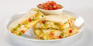 recette de cuisine mexicaine facile quesadillas au poulet et au fromage à la mexicaine facile