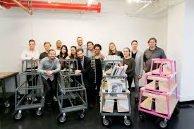 parsons school of design parsons nypl book carts the new school news releases