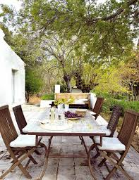 Outdoor Furniture In Spain - old ice cream factory turned into a beautiful summer house in