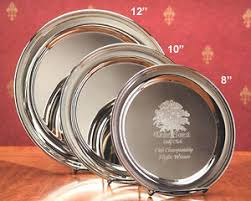 engraved silver platter gifts engraved silver trays and bowls