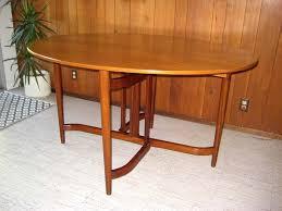 mid century oval dining table drop leaf gateleg dining table 7 best dining tables images on