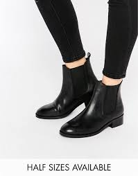 womens boots asos asos asos attribute leather chelsea ankle boots wardrobe fall