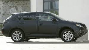 lexus rx los angeles lexus to debut 2010 lexus rx at the los angeles auto show