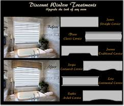 cornice window treatments home page