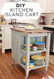 plans for building a kitchen island diy kitchen island cart with plans hometalk