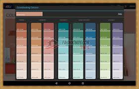 interior dulux color chart and catalogue fashion decor tips