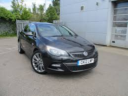 used 2012 vauxhall astra 2 0cdti sri vx line 5dr hatch for sale in