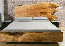Timber Bedroom Furniture by Custom Slab Wood Beds Materials Solid Timber Slab Dimensions Per