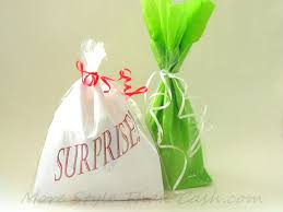 clear gift wrap inexpensive easy gift wrapping ideas when you no gift wrap