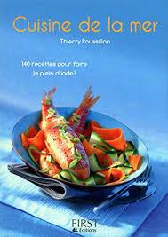 editeur livre cuisine petit livre de cuisine de la mer le petit livre